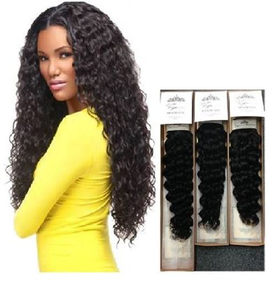 Bild på Brazilian Virgin Gold Curly