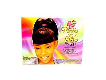 Bild på PCJ Pretty N Silky - Hair Relaxer